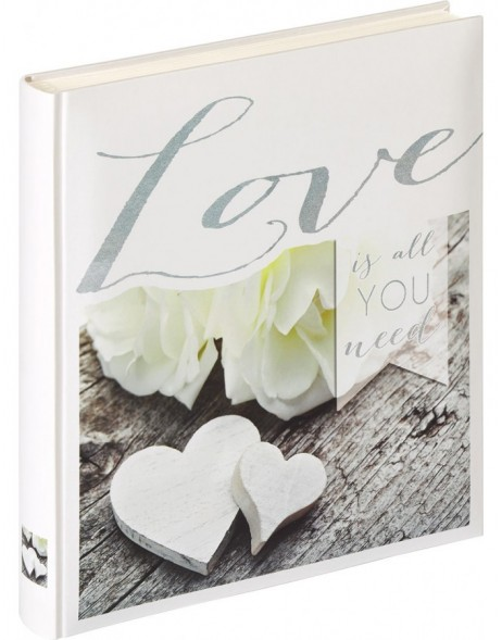 wedding album Love is all you need