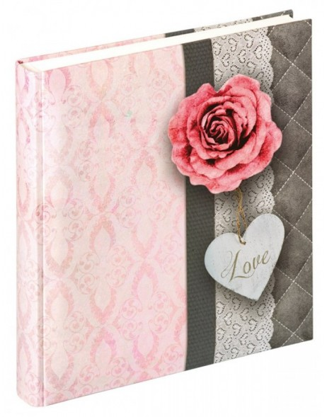 marriage photo album ROSE OF LOVE 28x3,5 cm