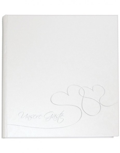 Wedding Guestbook Cuore