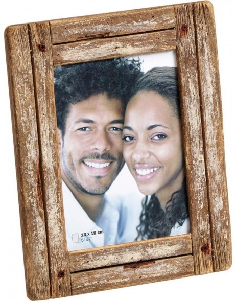 Wooden photo frame Dupla