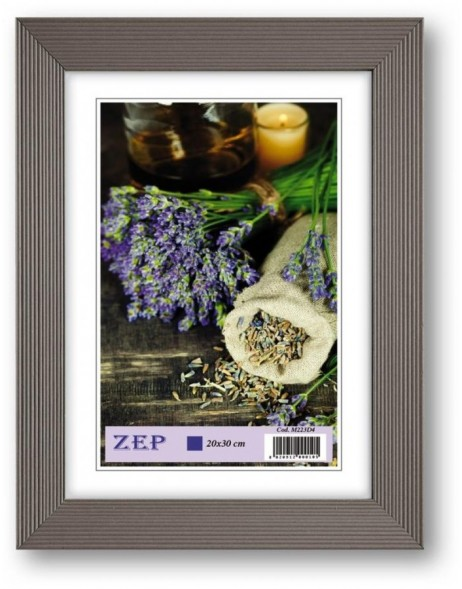 Wooden frame M223D fluted - 10x15 cm to 30x45 cm