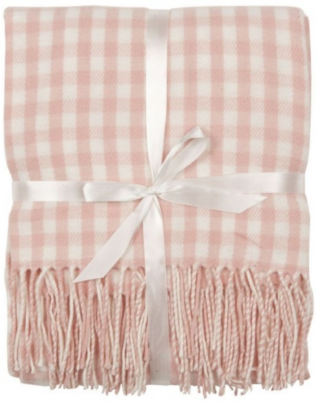 KT060.007P Clayre Eef checked plaid pink