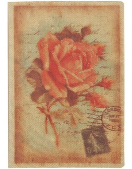 Card ANTIQUE ROSE 12,5x17,5 cm