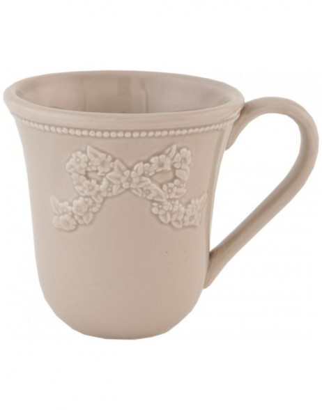 coffee mug Elegant Ornament Ø 10x13 cm