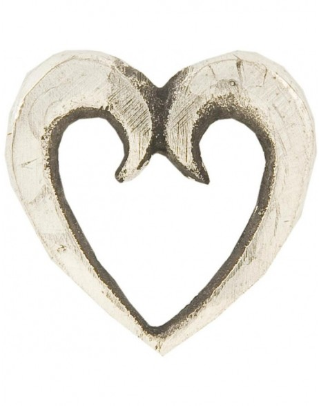 candle pin heart 2,5 cm