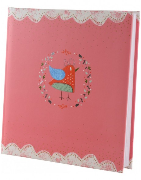 Children Photo Album Sparrow