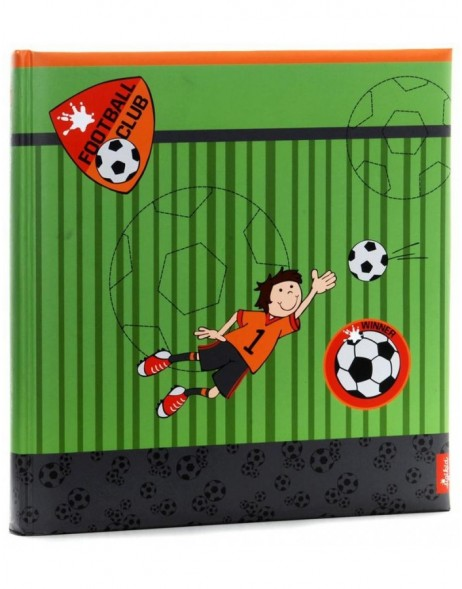 child photo album football KILY KEEPER