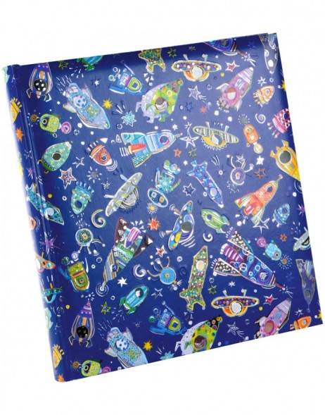 Children photo album Space 30x31 cm