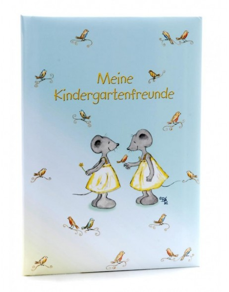 nursery friend-book A5 by Bärbel Haas