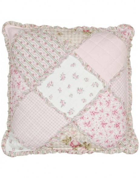 Pillow 40x40 Patchwork Cushion Clayre Eef