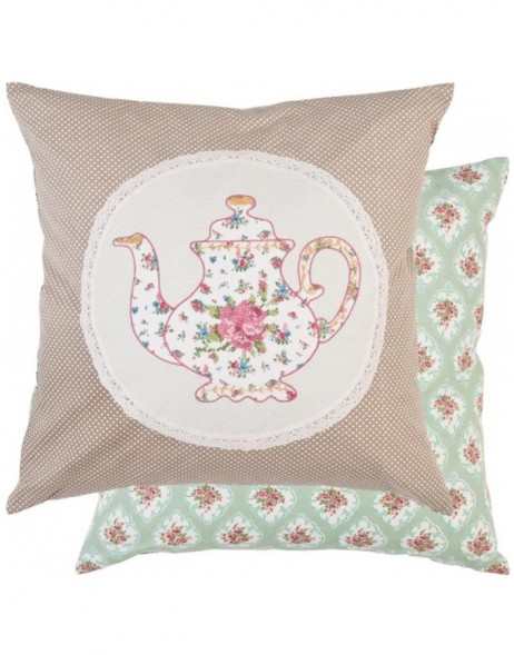 Kissen 50x50 cm TT30 Tea Time