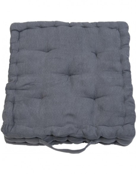 pillow with foam material grey - KT029.029 Clayre Eef