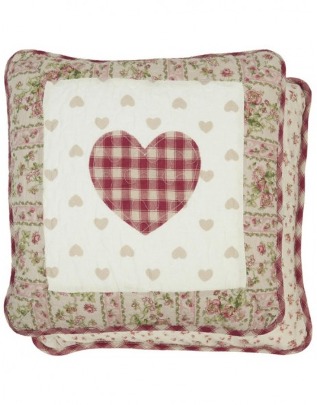 pillowcase HEART 40x40 cm