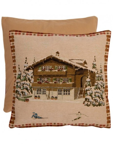 pillowcase brown - KT020.035 Clayre Eef