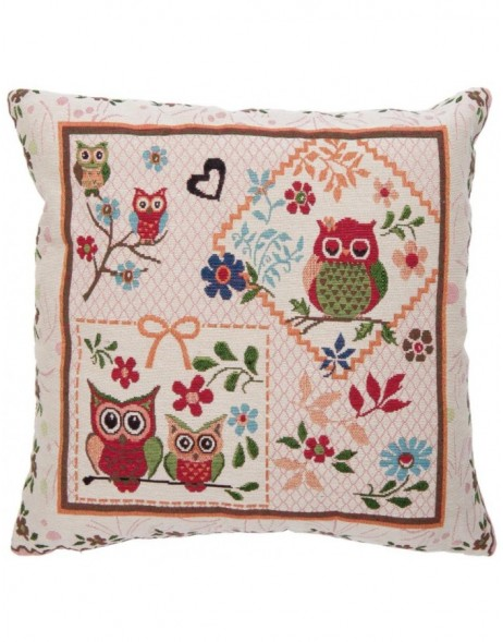 pillowcase colourful - KT021.066 Clayre Eef