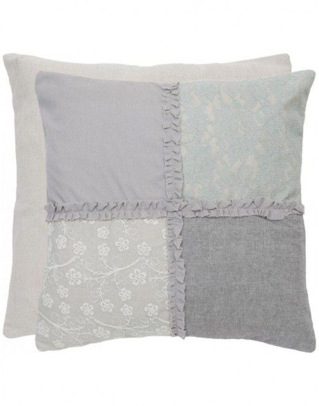 pillowcase grey - KT031.030 Clayre Eef