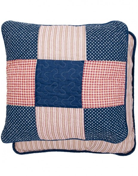 pillowcase blue - Q153.030 Clayre Eef