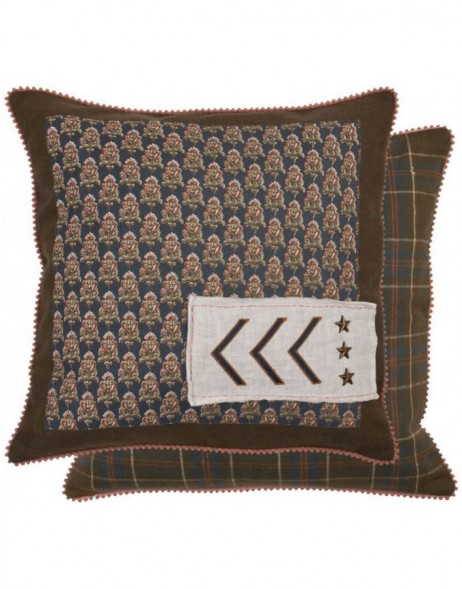 pillowcase brown - SYR31 Clayre Eef