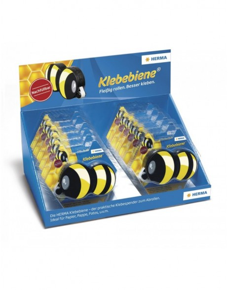 KLEBEBIENE Herma glue dispenser 15m