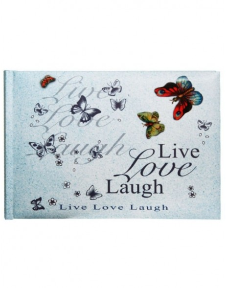 Small album Live Love Laugh