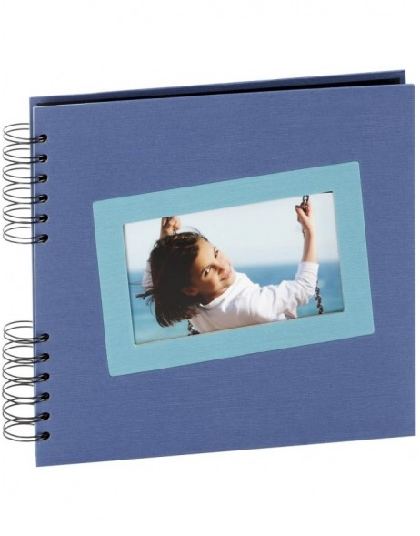 Small blue 22x22 cm Tais photo album