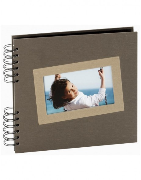 Small brown 22x22 cm Tais photo album
