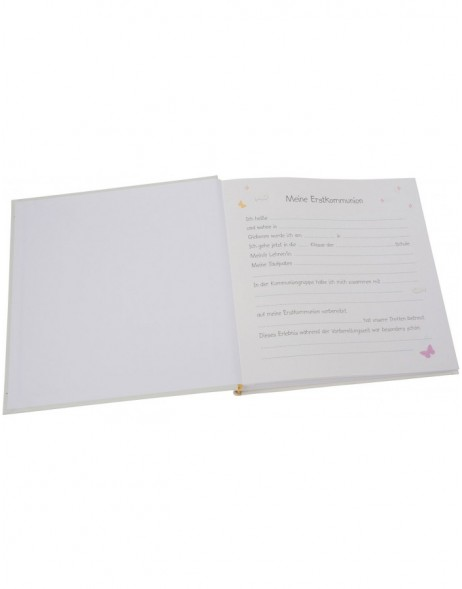 Communion photo album Unico
