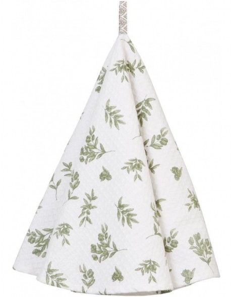kitchen towel OLIVE ORCHARD Ø 80 cm