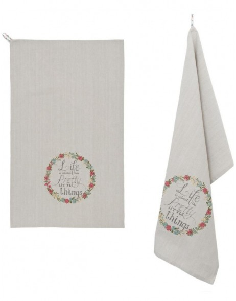 dish towel - Pretty Little Things 50x85 cm