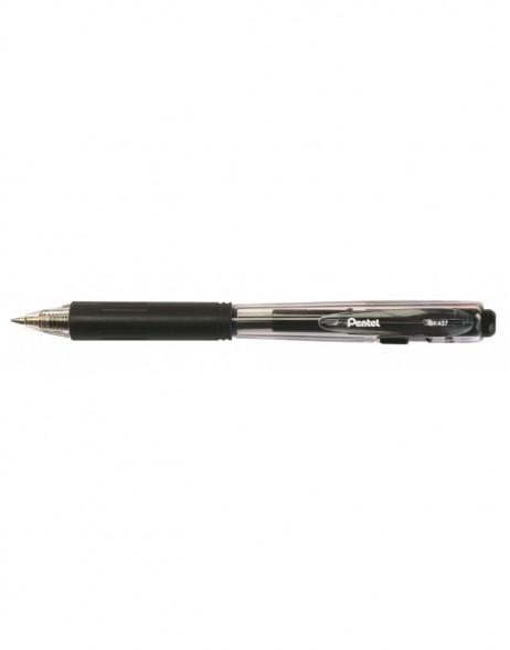 Ball point Pentel pen in black
