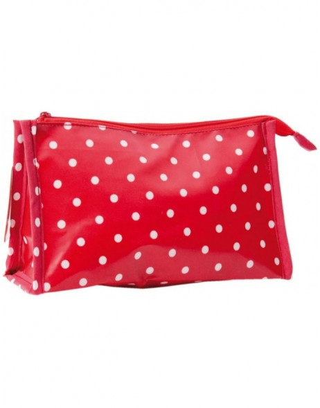 sponge bag red - FAP0135S by Clayre Eef