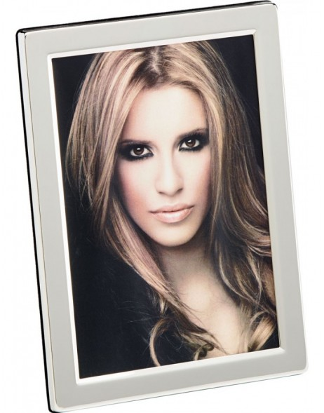 silver plated photo frame Lola 10x15 cm, 13x18 cm, 15x20 cm