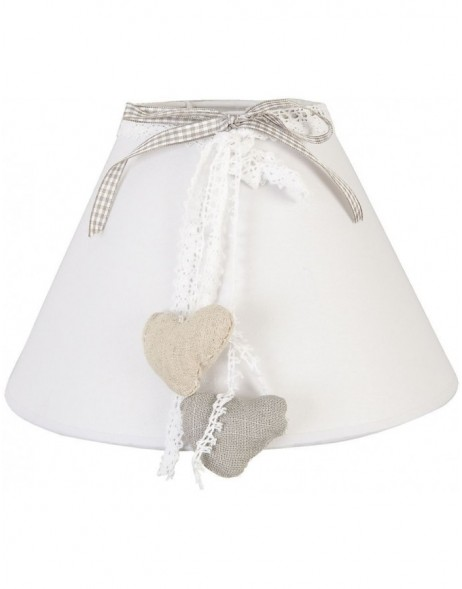 lampshade 6LAK0103 in the size  25 cm