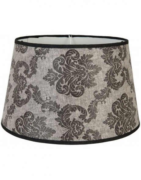 lamp shade 6LAK0112M Clayre Eef - dark