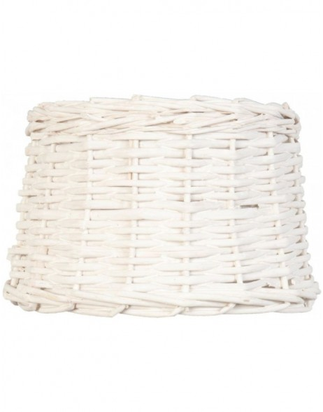 lamp shade 6LAK0269W Clayre Eef - white