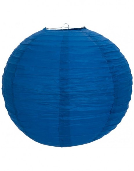 lamp shade 6LAK0324M Clayre Eef - blue