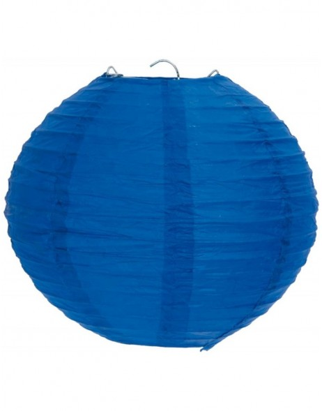 lamp shade 6LAK0324S Clayre Eef - blue