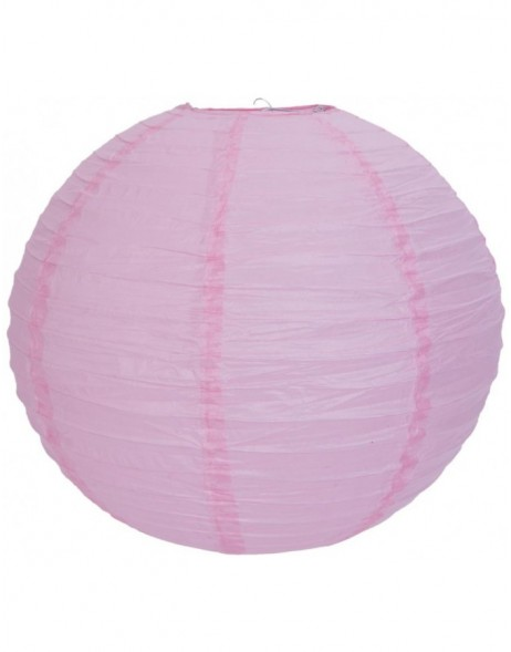 lamp shade 6LAK0325M Clayre Eef - rose