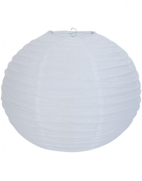 lamp shade 6LAK0326M Clayre Eef - white