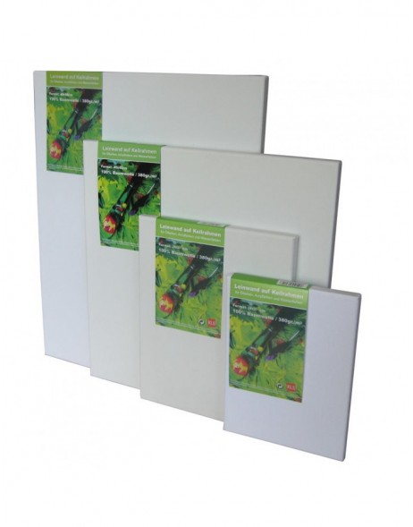 KLS Canvases on stretcher