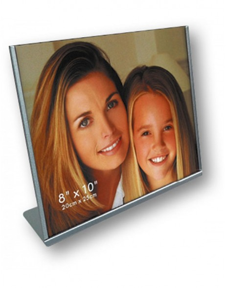 Metal Picture Frames Window Landscape and Portrait