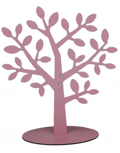 pink familiy tree for pictures