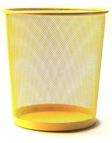 paper bin by officional yellow