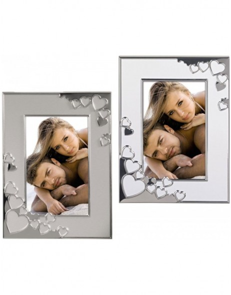 Metal portrait frame CAPE CORAL 10x15 cm and 13x18 cm
