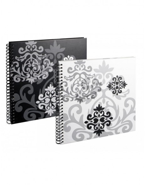Spiral photo album BAROQUE 34x34