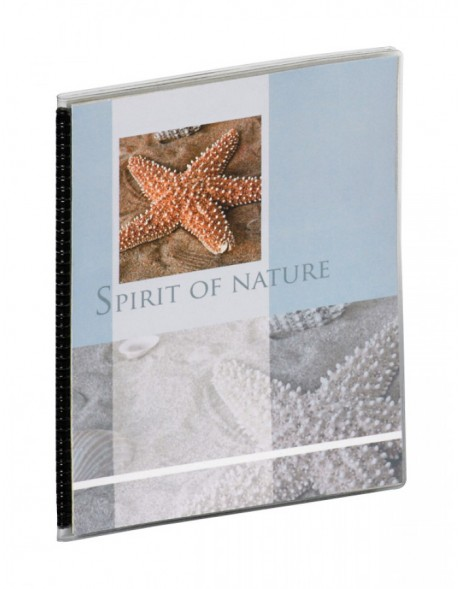 Mini-Einsteckalbum f. 20 Bilder 9x13 cm Spirit of Nature