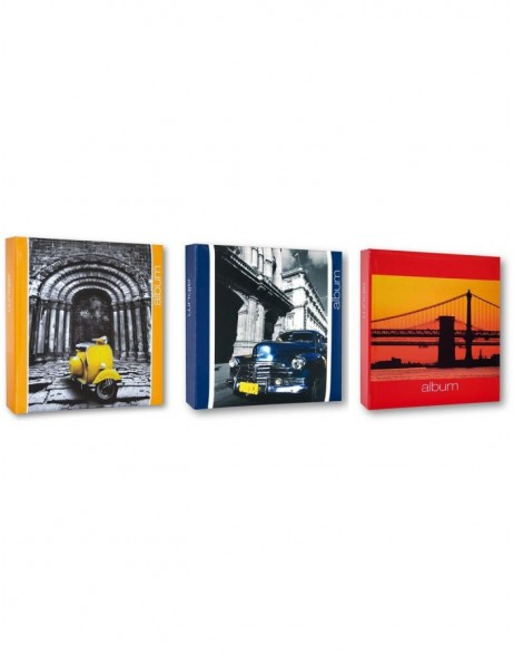 minimax photo album ICONIC CITY II - 100 photos 10x15 cm