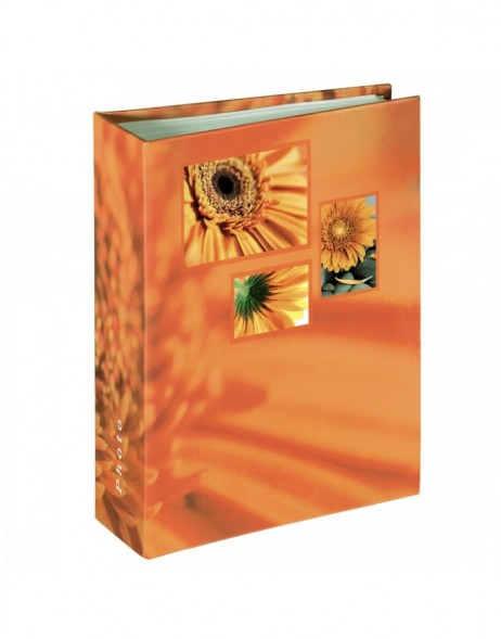Minimax album Singo 100 photos 10x15 cm orange