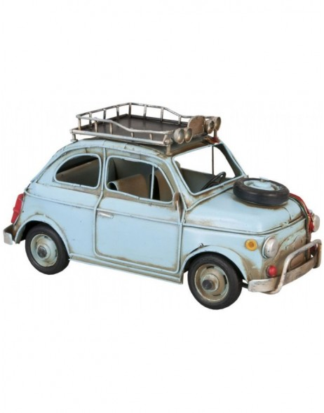 model car light-blue/shabby - 6Y1196 Clayre Eef