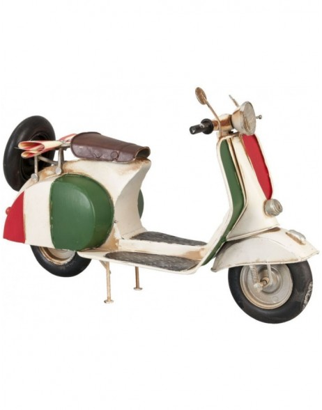 model scooter colourful - 6Y1207 Clayre Eef